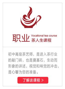 职业茶人生课程