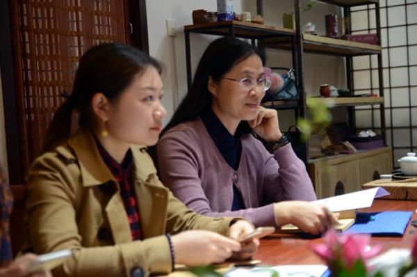 心馨茶艺培训师培训课程