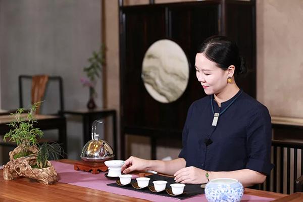茶艺视频:盖碗杯茶艺