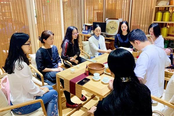 心馨茶艺技师培训