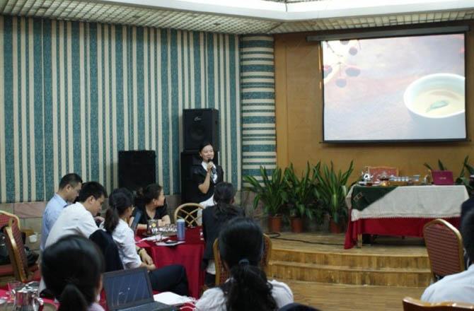 海通证券茶文化讲座