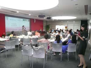 西安站茶文化讲座