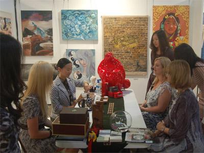 威尼斯娱乐澳大利亚悉尼国际艺术品展