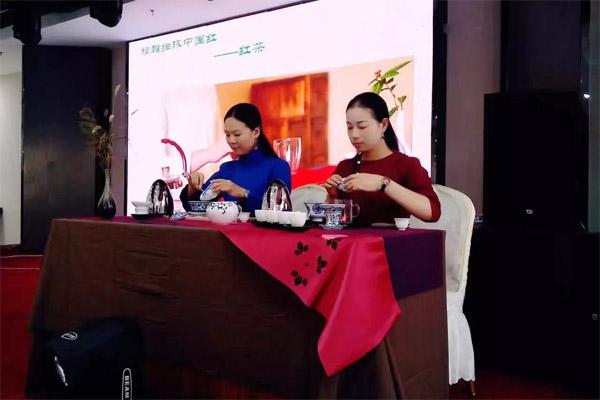 心馨沈阳茶文化讲座